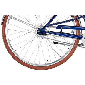 Creme Caferacer Solo Damer, classic blue